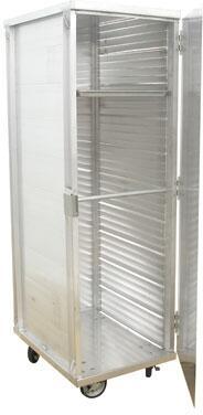 Enclosed Pan Cabinet