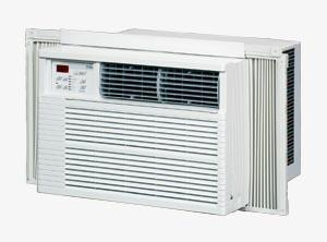 Friedrich XQ08M10 Window or Wall Air Conditioner Cooling Area,