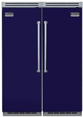 Viking 733625 Side-By-Side Refrigerators