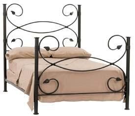 Stone County Ironworks 900692  Full Size Complete Bed
