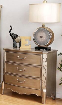Furniture of America CM7432N Celine Series  Night Stand