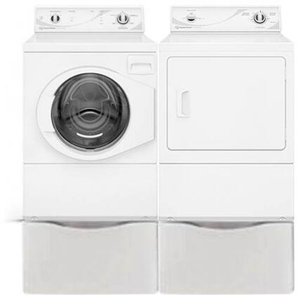 Speed Queen 731894 Washer and Dryer Combos