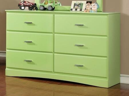 Furniture of America CM7941GRD Prismo Series  Dresser