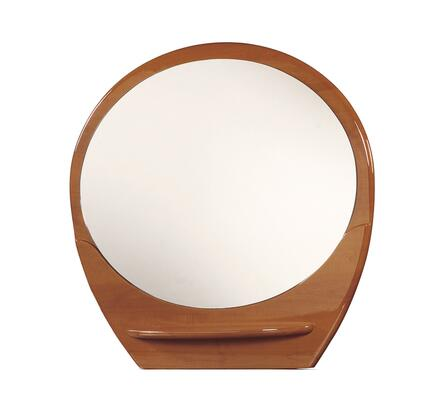 Global Furniture USA EVELYNKIDSCHM Evelyn Kids Series Childrens  Mirror