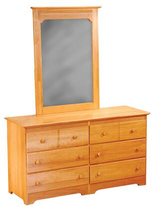 Atlantic Furniture C69005 Windsor Series  Mirror