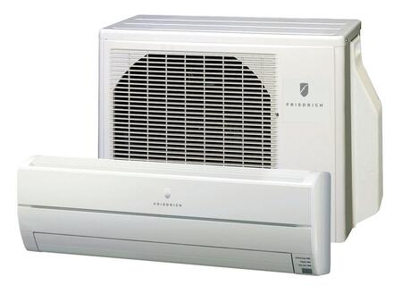 Friedrich M12CH Mini Split Air Conditioner Cooling Area,