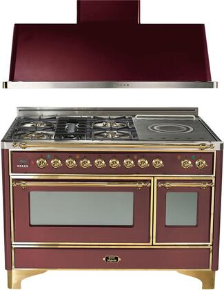 Ilve 720939 Kitchen Appliance Packages
