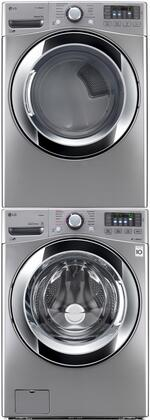 LG 706090 Washer and Dryer Combos