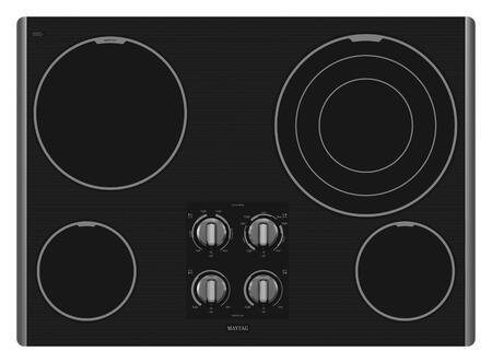Maytag MEC7630WS  Electric Cooktop
