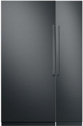 Dacor 786142 Modernist Side-By-Side Refrigerators