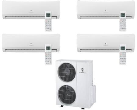 Entire Multi-Zone Ductless Split System