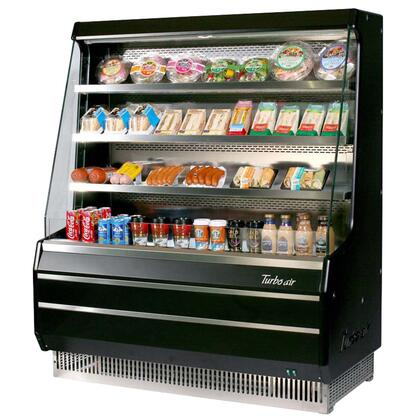 Turbo Air TOM40MBSF  Freestanding Refrigerator