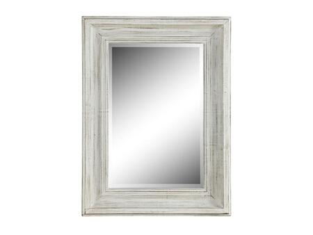 Stein World 12130 Kent Series Rectangular Portrait Wall Mirror