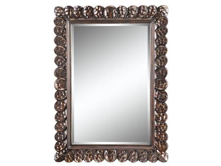 Stein World 12434 Rivers Series Rectangular Portrait Decorative Mirror