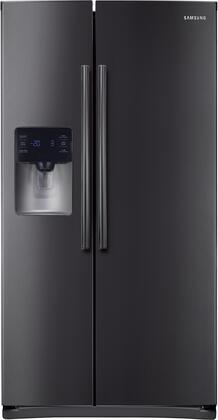 Samsung Rs25h5111sg Black Stainless Steel Series 36 Inch Side By