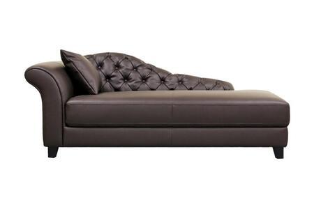 Wholesale Interiors A681DU206 Josephine Series  Chaise Lounge