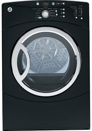 GE DCVH680GJBB Gas Dryer