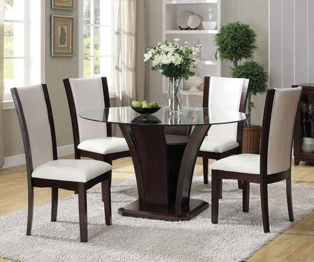 Acme Furniture 70510T4WC Malik Bar Table Sets