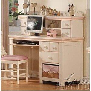 Acme Furniture 00763 Crowley Series Hutch for Desk