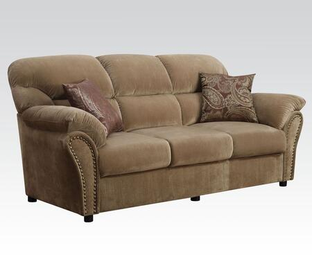 Acme Furniture 51950 Patricia Series  Velvet Sofa