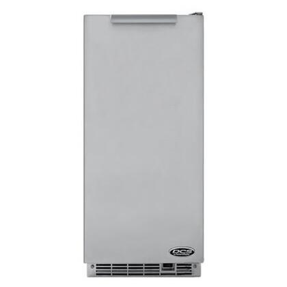 DCS DCSRF15I  Stainless Steel Built-In Ice Maker with 35 lb. Daily Ice Production,