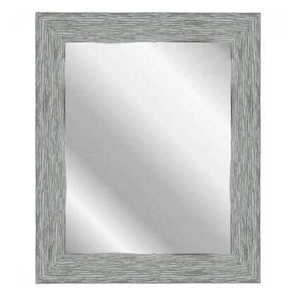 Hitchcock Butterfield 68560X Reflections Forest Freen With Black Trails Wall Mirror