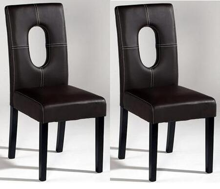 Chintaly OPENBACKPARSON  Dining Room Chair