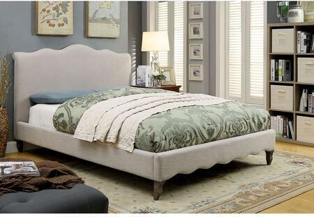 Furniture of America CM7722QBED Rolanda Series  Queen Size Bed