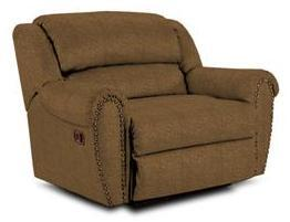 Lane Furniture 21414461017 Summerlin Series Transitional Fabric Wood Frame  Recliners