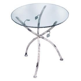 Stone County Ironworks 952-021 Whisper Creek Accent Table
