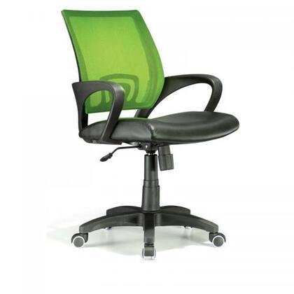 "LumiSource OFCOFFCRLG 23"" Adjustable Modern Office Chair"