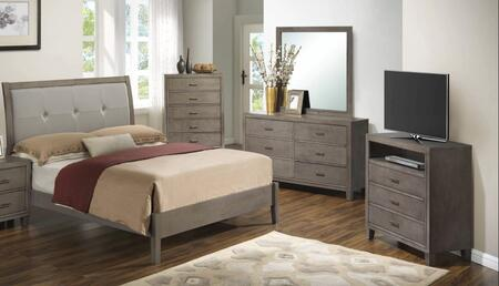 Glory Furniture G1205AKBDMTV G1205 Bedroom Sets