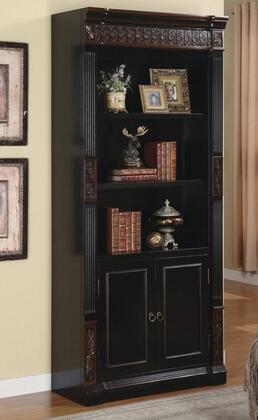 Coaster 800923  Wood 3 Shelves Bookcase