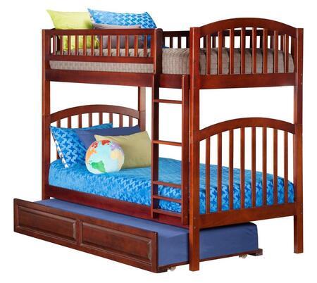 Atlantic Furniture AB64134  Twin Size Bunk Bed