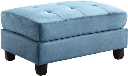 Glory Furniture G638O Transitional Fabric Ottoman