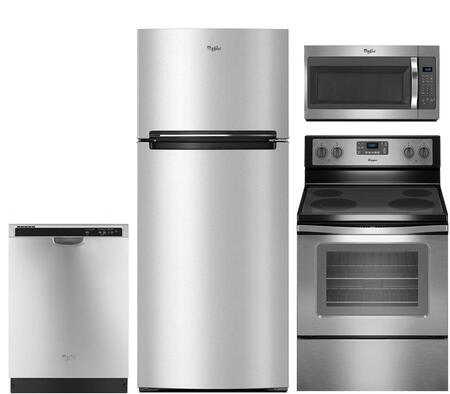 Whirlpool 732041 Kitchen Appliance Packages