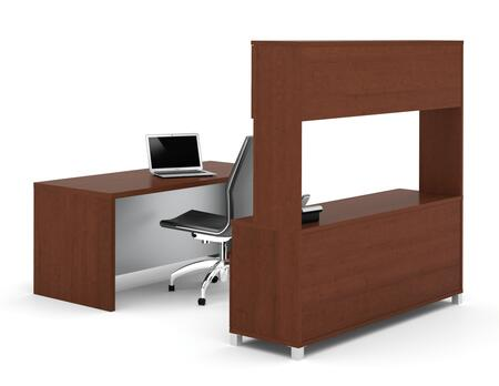 Bestar furniture 12085076 contemporary standard office for Houzz pro account cost