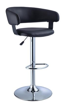 Powell 212915 Residential Faux Leather Upholstered Bar Stool
