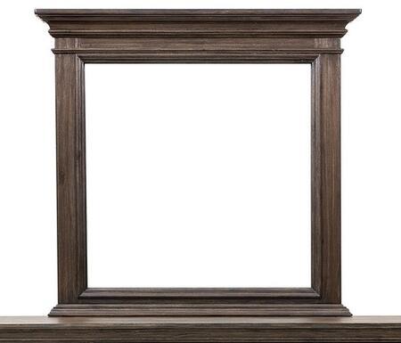 Samuel Lawrence S024030 Hamilton Series Rectangle Landscape Dresser Mirror