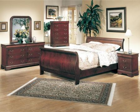 Coaster 3981NFSET4 Full Size Bedroom Sets