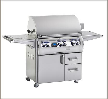 FireMagic E660SML1N62 Freestanding Natural Gas Grill