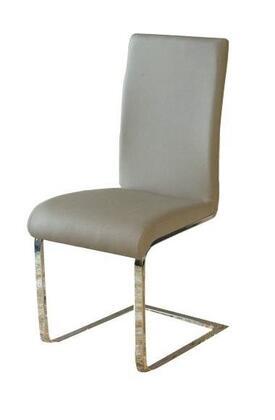 VIG Furniture VGGUYA801 Modrest Crane Series Modern Metal Frame Dining Room Chair