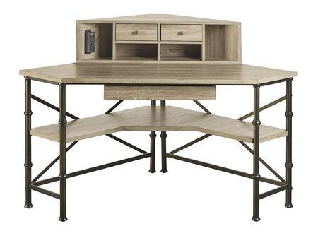 Turnkey Products LBDURKCD44H Durham Desks
