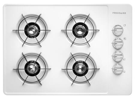 Frigidaire FFGC3005LW  Gas Open Burner Style Cooktop, in White
