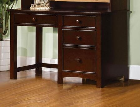 Furniture of America CM7905EXPDK Omnus Series  Desk
