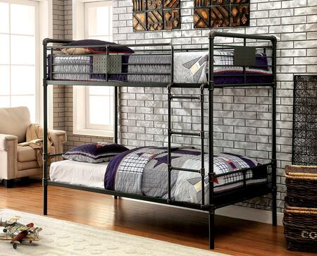 Furniture of America CMBK913 Olga Series  Twin Size Bed