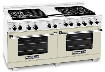 American Range ARR606GDGRBG Heritage Classic Series Natural Gas Freestanding