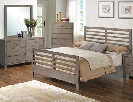 Glory Furniture G1205CQB2DM G1205 Bedroom Sets
