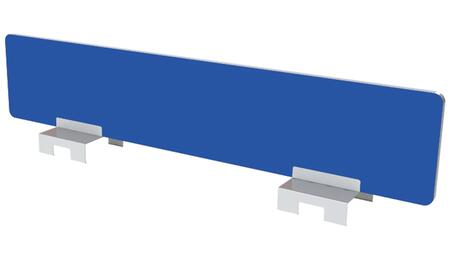 """Scale 1:1 WFPSX Rail Front Privacy Screen 48"""" x 14"""""""