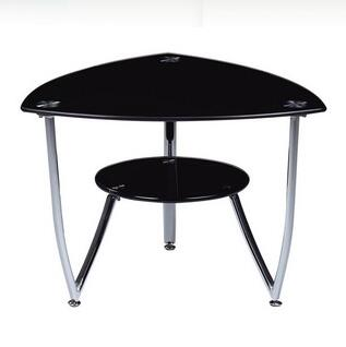Global Furniture USA T601E Modern Triangular End Table